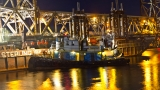 Barge & tugs 1