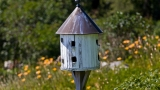 Cylindrical Birdhouse