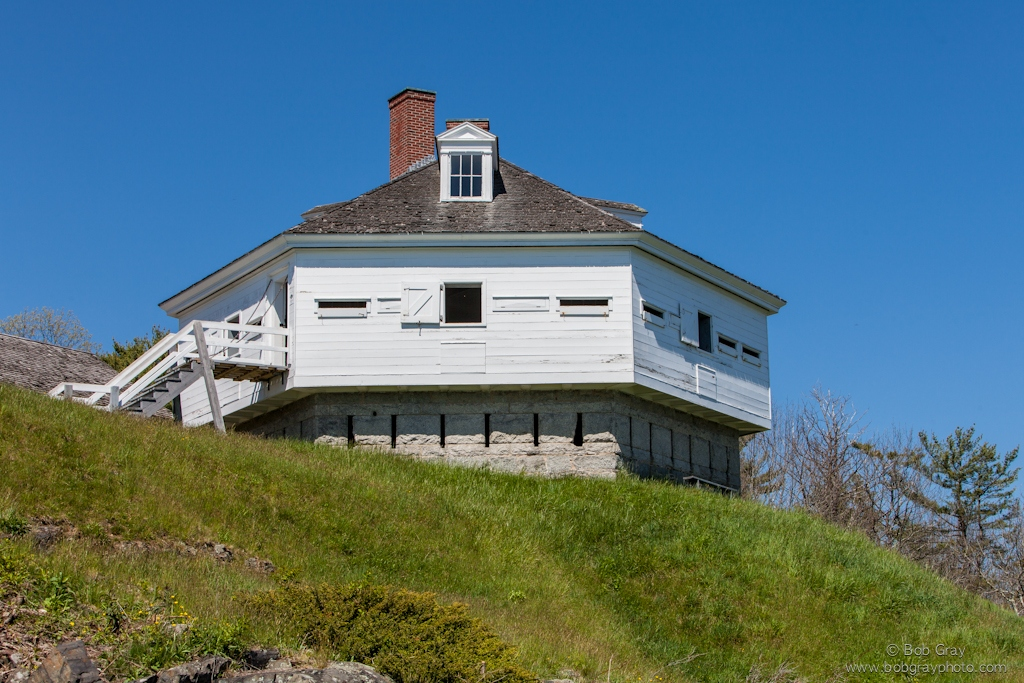Fort McClary Blockhouse