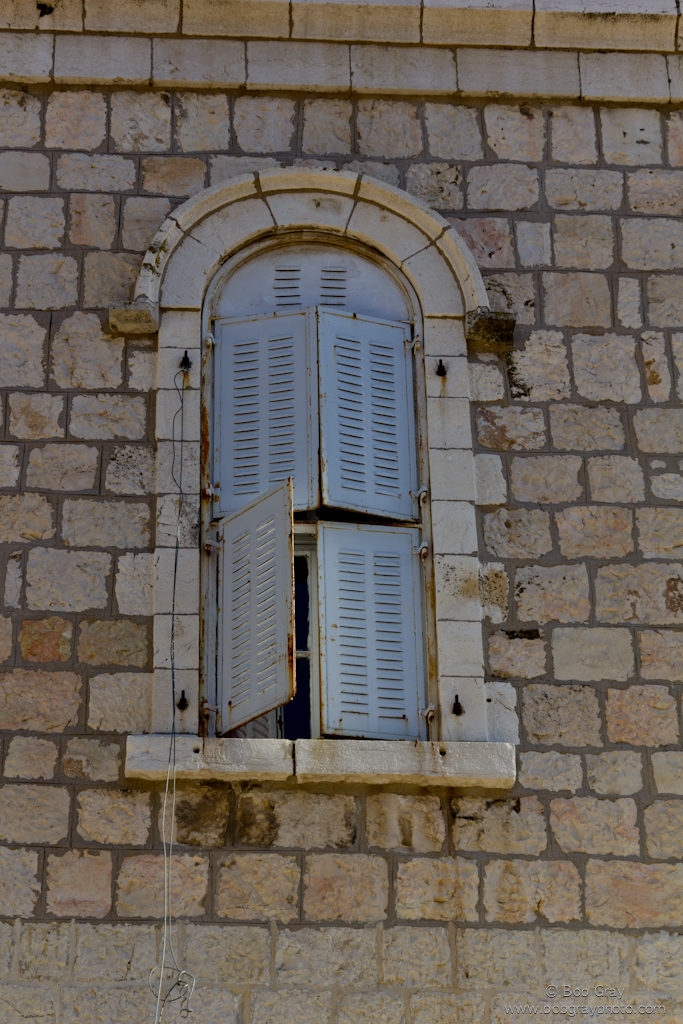 Window on the Via Dolorosa 2