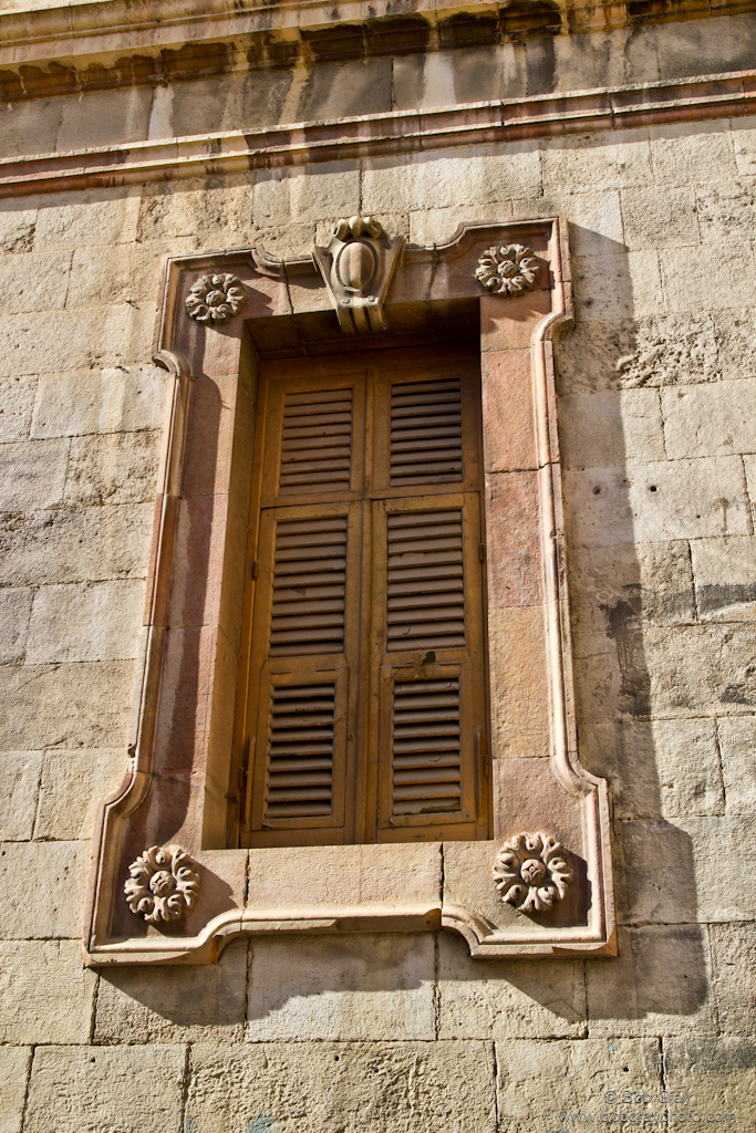Window on the Via Dolorosa 3