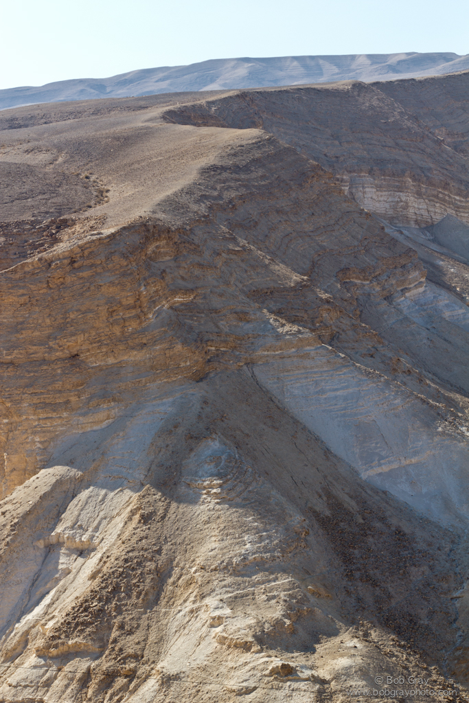Desert below Masada 3