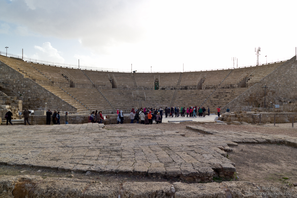 Theater at Caesarea Maritima
