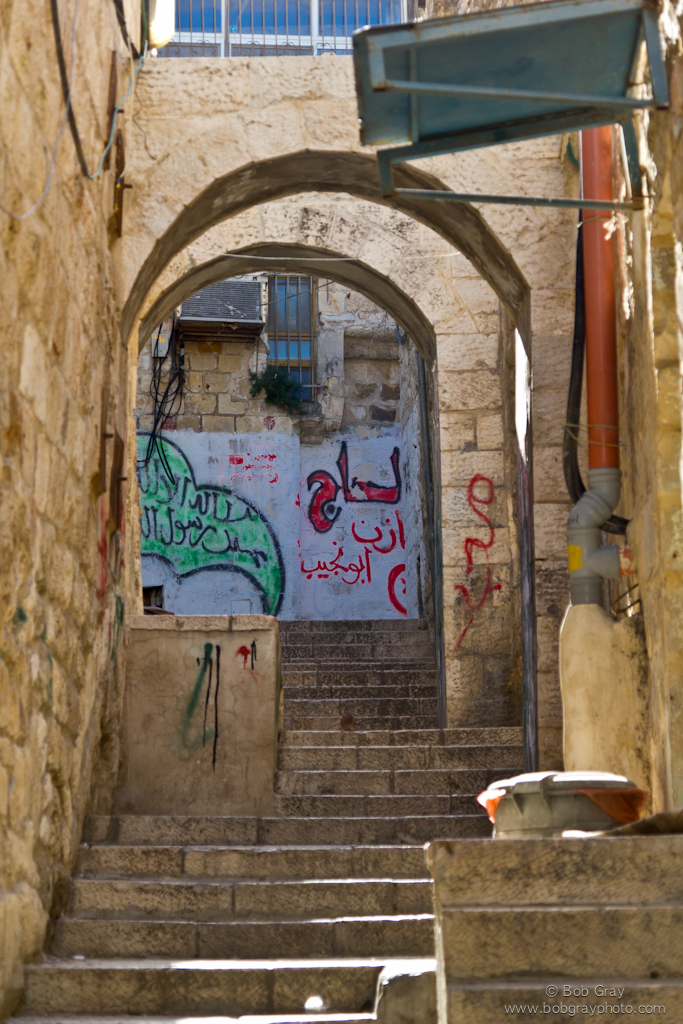 Grafitti in Jerusalem