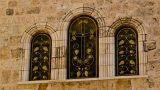 Windows on the Coptic Chapel