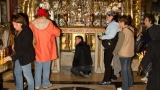 Greek Orthordox Altar of the Crucifixion