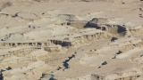 Desert below Masada 1