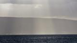 Sunbeams on the Sea of Galilee 3