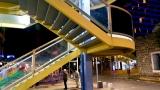Tiberias stairway