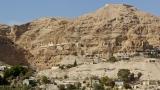 Mount of Temptation, Jericho