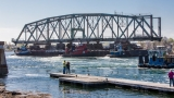 Removing the Kittery span.