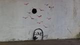 Grafitti under the Memorial Bridge