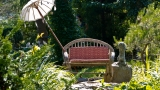 Garden Oasis at Brave Boat Harbor Farm