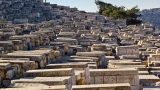 Jewish cemetary on Mount of Olives 2