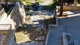 Steps from Kidron Valley to Caiaphas\' house