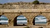 Aquaduct at Caesarea Maritima