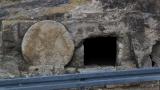 Tomb near Tel Megiddo