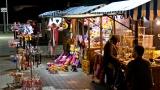 Street Vendors in Tiberias