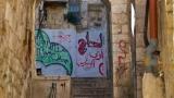 Grafitti in Jerusalem