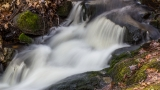 Above Orris Falls