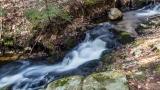 Stream above Orris Falls